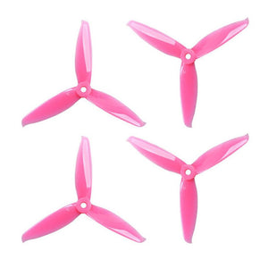 Gemfan 5152S V2 3 Blade Propeller (Set of 4 - Pink)