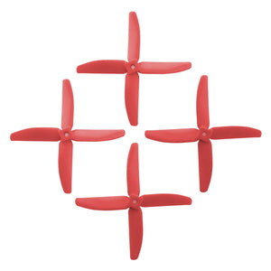 Gemfan 5x4 - CodeRed 4 Blade Master Props (Set of 4)