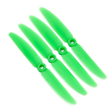 Load image into Gallery viewer, Gemfan 5x3 Nylon Glass Fiber Propeller (Set of 4 - Green)