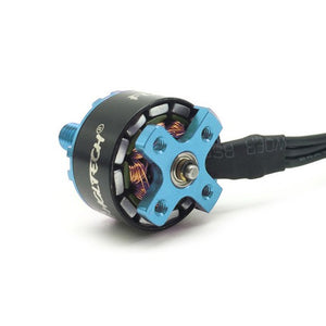 HGLRC Flame HF1407-3600kv Brushless Motor (Blue)