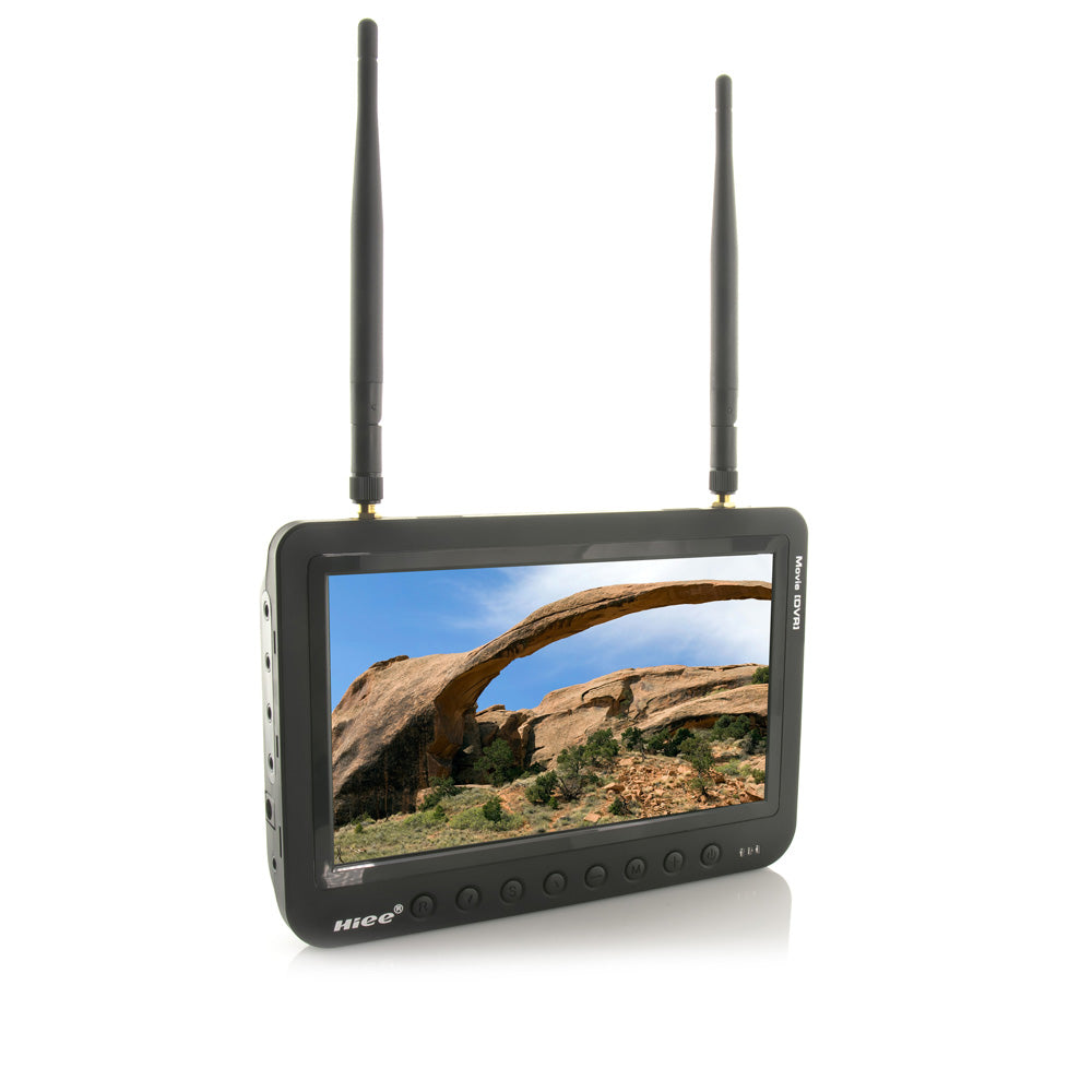 HIEE 7'' 5.8G 40CH FPV Diversity Monitor