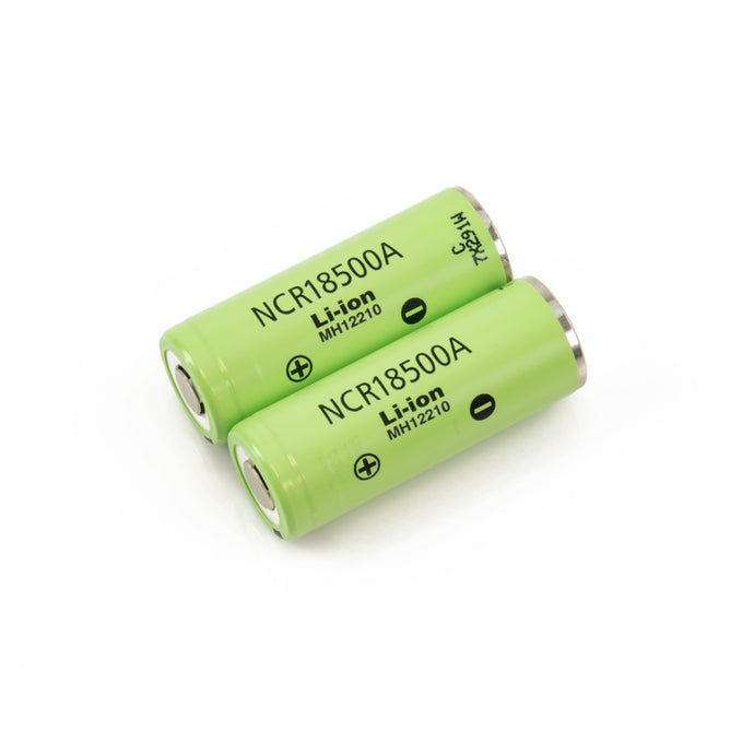 Panasonic 18500 2040mAh Li-ion Battery (2pcs)