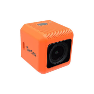RunCam 5 Orange 12MP 4:3 145 Degree FOV 56g Ultra-light 4K HD FPV Camera for RC FPV Racing Drone Toothpick
