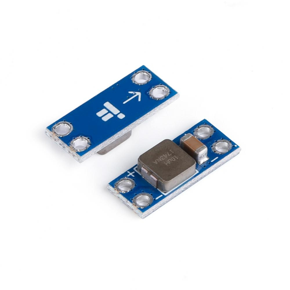 2PCS iFlight LC Filter Module 2A 5-36V for VTX RC Drone FPV Racing Multi Rotor Flight controller