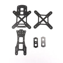 Load image into Gallery viewer, TCMMRC AC 220mm Carbon Fiber 6mm Arm FPV Racing Frame Kit 97g for RC Drone FPV Racing