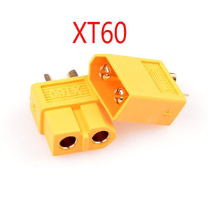 10 Pairs Amass xt-60 XT60 XT60U XT60H Male Female Bullet Connectors Plugs For RC Lipo Battery FPV Drone airplane car parts