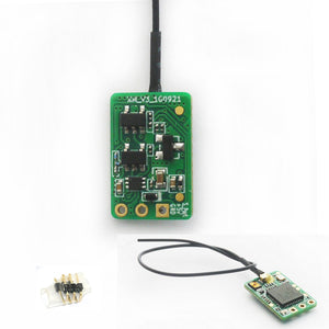 1pcs Original Frsky 16CH mini XM / XM+ PLUS receiver for indoor FPV small quadcopter PWM SBUS