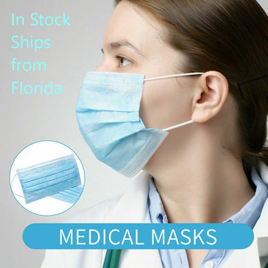 50 pieces 3-Ply Medical Mask Surgical use