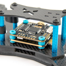 Load image into Gallery viewer, XILO Stax Combo - F4 Flight Controller + 45A BLHeli_32 6s 4-in-1 ESC