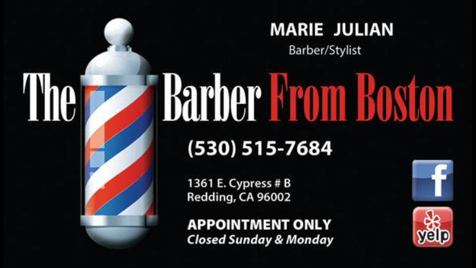 Barber From Boston
