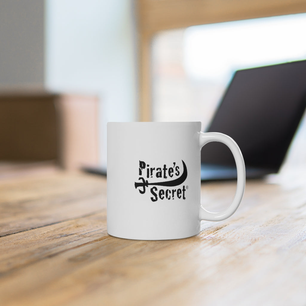Pirate's Secret Mug