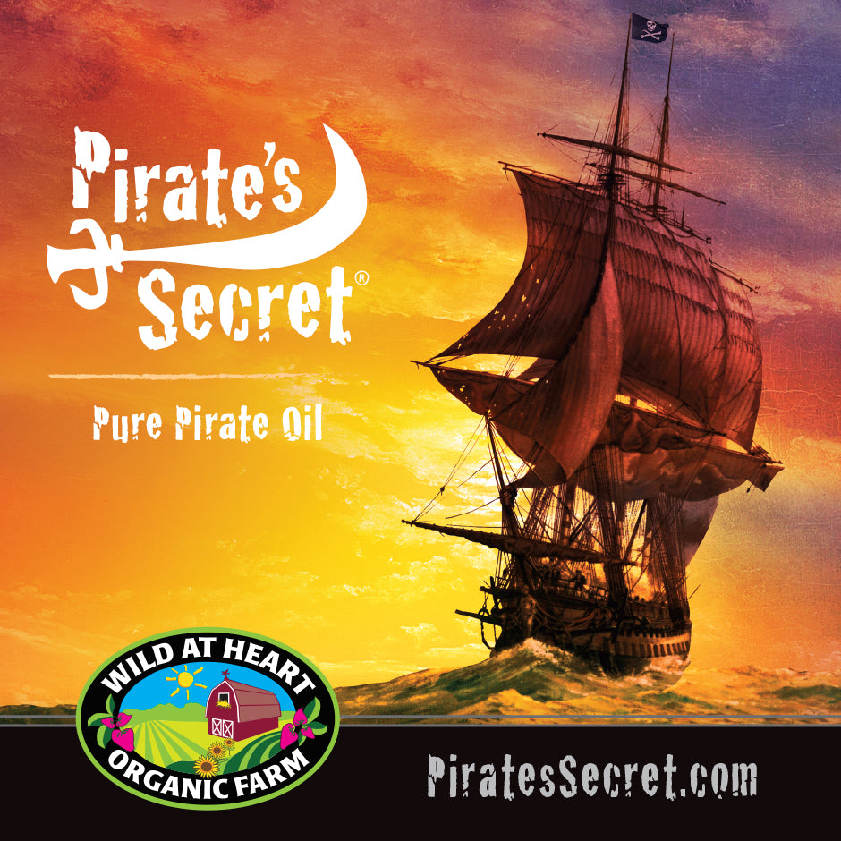 Pure Pirate Oil ~ 1/2 oz ~  Strong ~ Pure Concentrate
