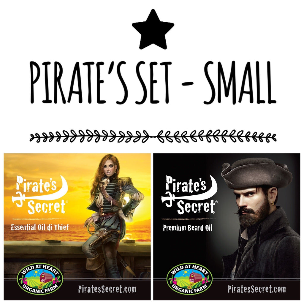 Pirates Set ~ Large or Small