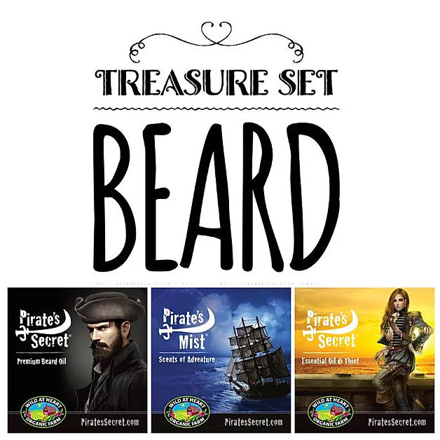 Treasure Set ~ Beard