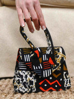 african handbags for women. Floral handbags for ladies