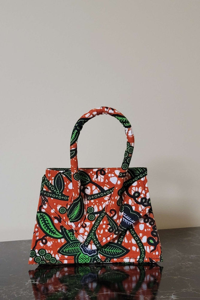 Load image into Gallery viewer, LORIDE African Print Mini Bag