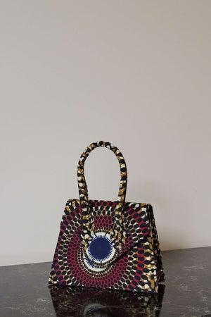 Load image into Gallery viewer, african mini bag. african print mini bags