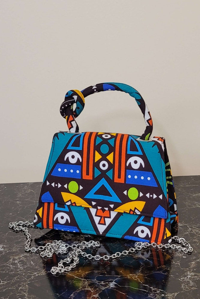Load image into Gallery viewer, african print bag