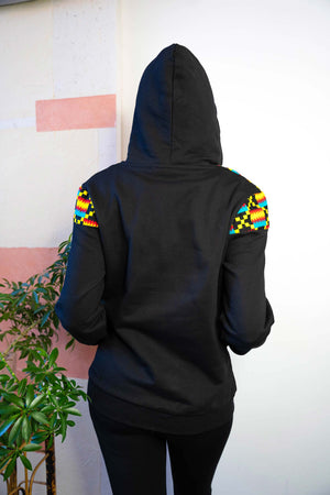Load image into Gallery viewer, Africa sweatshirt hoodie