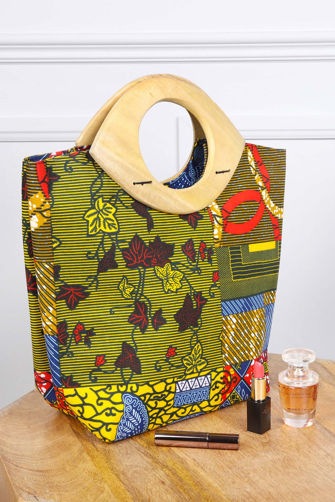 Load image into Gallery viewer, african handbag for women