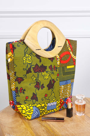 african handbag for women