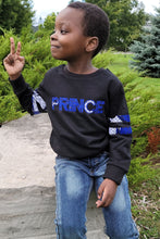 Load image into Gallery viewer, AYDEN AFRICAN PRINT BOYS' SWEATSHIRT - KEJEO DESIGNS