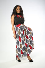 Load image into Gallery viewer, BABINA African Print Dress DRESS KEJEO