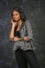 Load image into Gallery viewer, EDINA African Print Blazer KEJEO