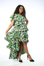 Load image into Gallery viewer, LEONIA Dress DRESS KEJEO M GREEN