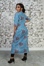 Load image into Gallery viewer, LYNDA AFRICAN PRINT WOMEN'S JACKET - KEJEO DESIGNS