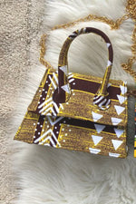 OSEYE African Print Mini Bag - KEJEO DESIGNS