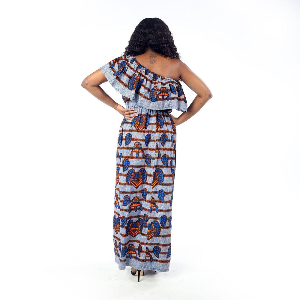 SINGUE II maxi dress DRESS KEJEO