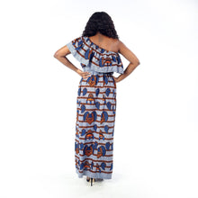 Load image into Gallery viewer, SINGUE II maxi dress DRESS KEJEO