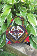 SORAYA African Print Mini Bag - KEJEO DESIGNS