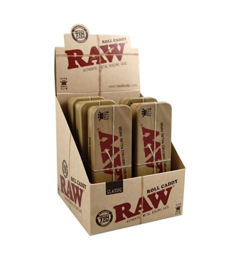 RAW Caddy Tins King Size