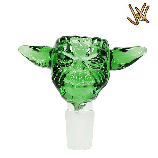 Jaxx Yoda Glass Bowl 14mm