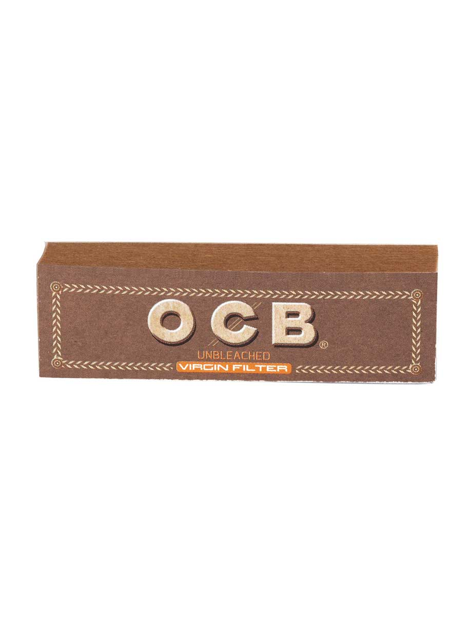 OCB - Unbleached Filter Tips