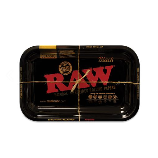 RAW Tray - Small - Black Classic 28CM LIMITED EDITION