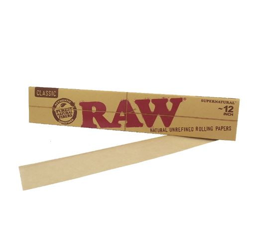 RAW Paper- Supernatural Rolling Paper - 20 Leaves