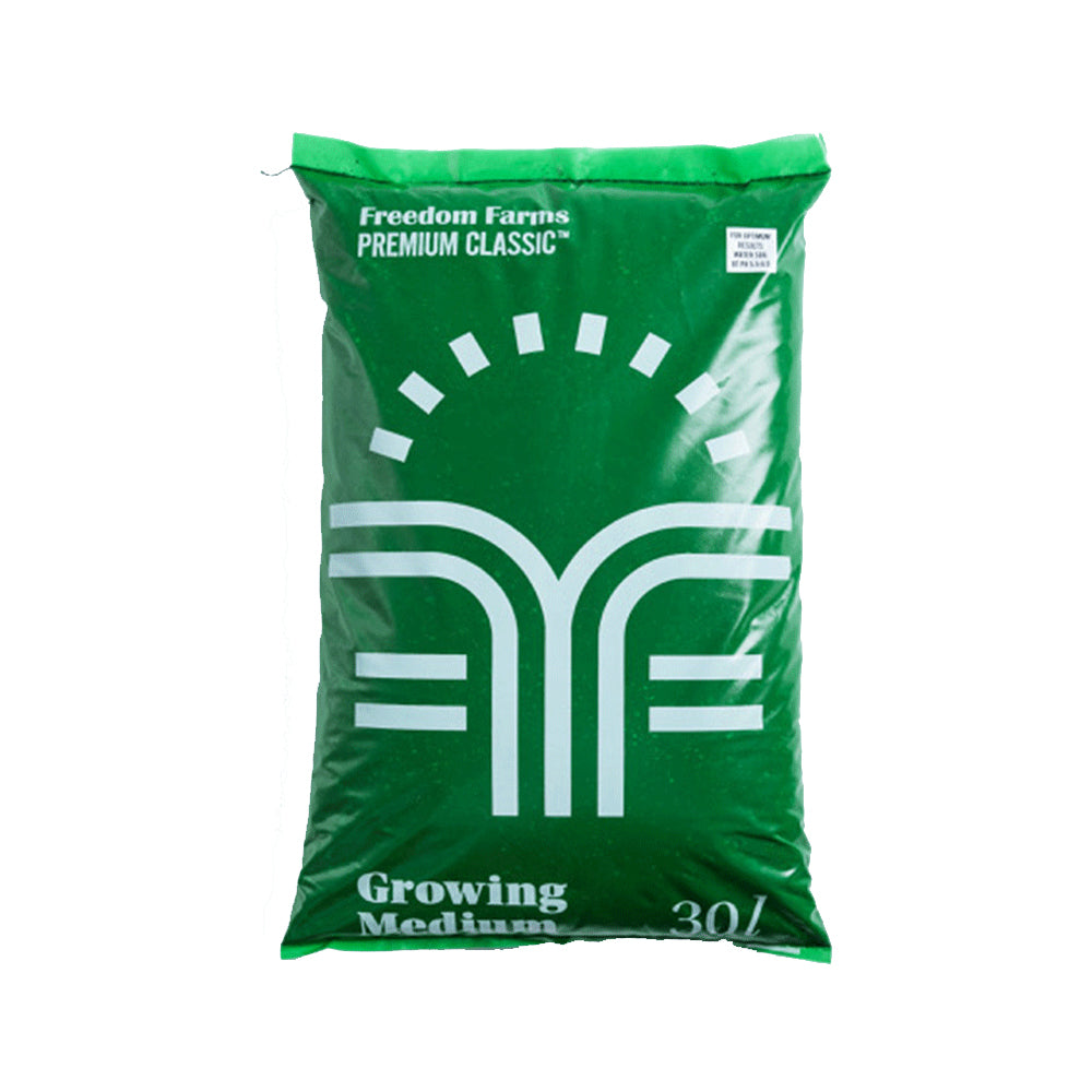 Freedom Farms Organic Classic Craft Soil 30L