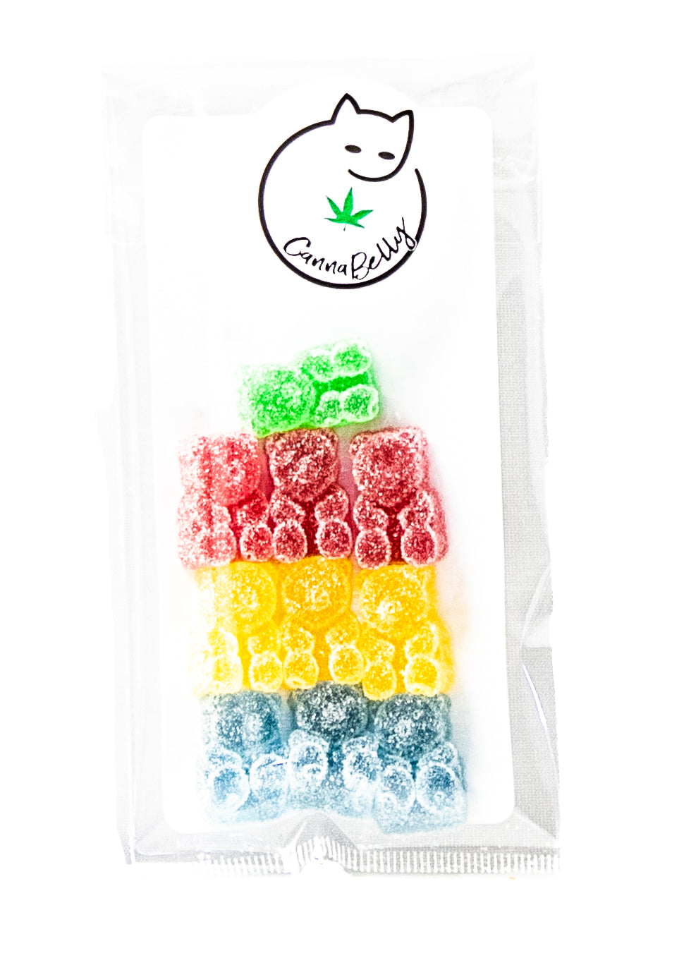 CannaBelly - CBD Isolate Handmade Gummies