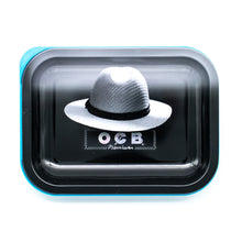 Load image into Gallery viewer, Limited Edition OCB Metal Trays with Lids (Various Designs)