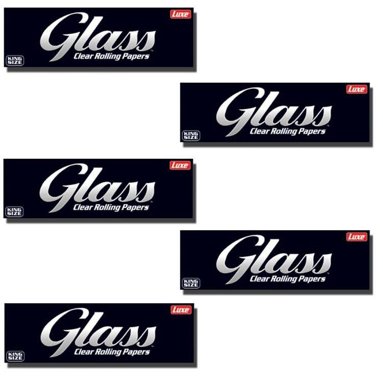 Glass Paper - LUXE King Size
