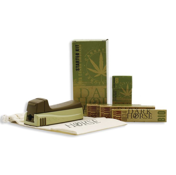 Dark Horse Paper Biodegradable Starter Kit