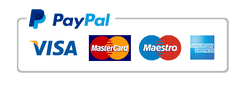 Pay with credit card through paypal