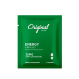 Energy Capsules (25mg) | Daily Dose