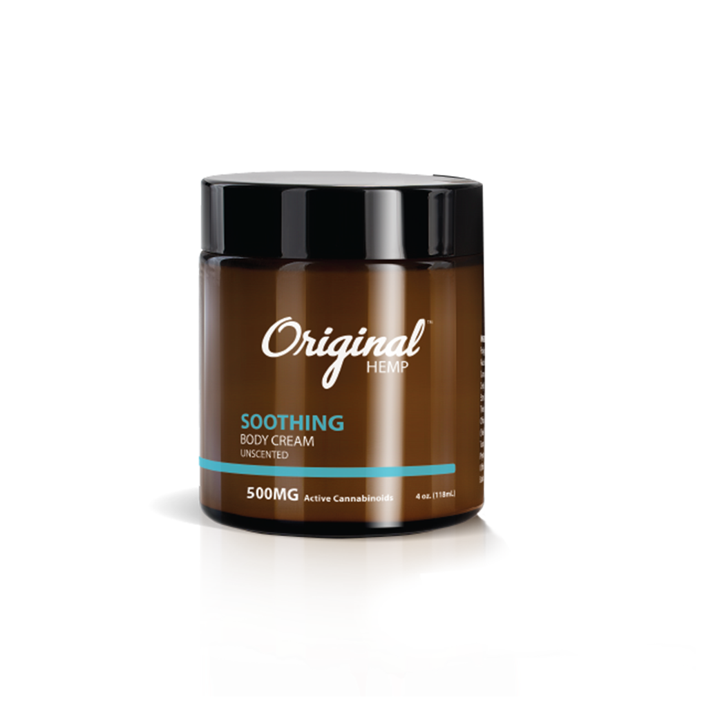 Topical Soothing Cream