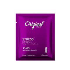 Stress Capsules (25mg) | Daily Dose