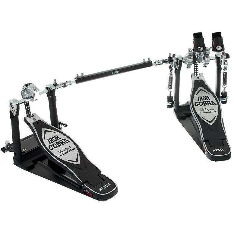 HP900PWN Power Glide Iron Cobra Twin Pedal - Musik Utan Gränser