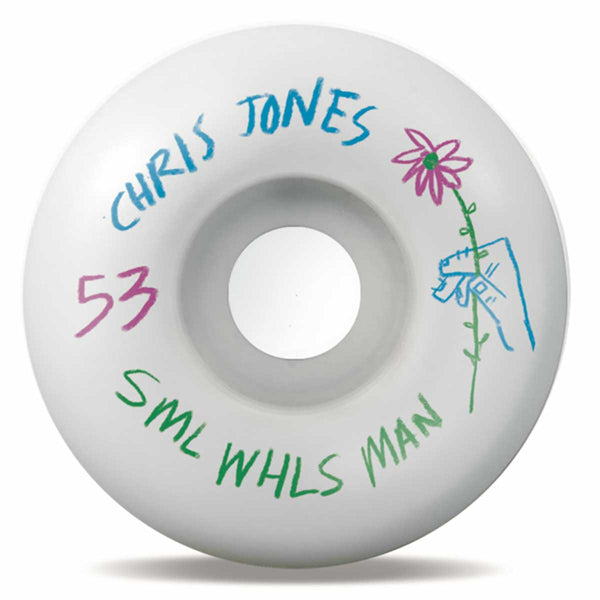 "Sml. Wheels - Josh Pall ""Pencil Pushers"" - V-Cut 99a"